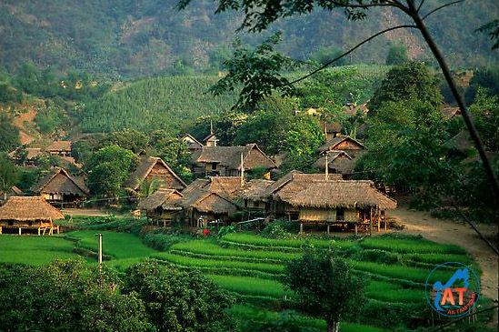 Tour Mai Châu - Thung Nai