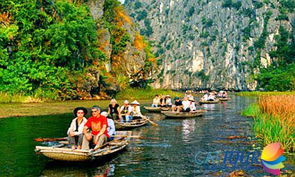 Tour Hà Nội - Bái Đính - Kênh Gà