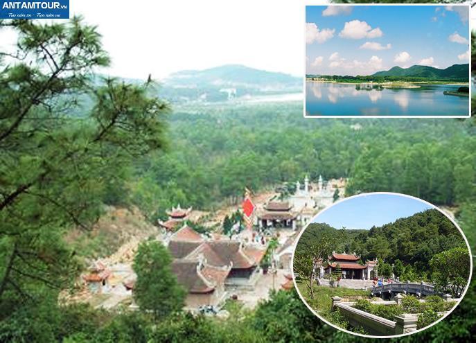 Tour du lịch Côn Sơn - Kiếp Bạc 1 ngày