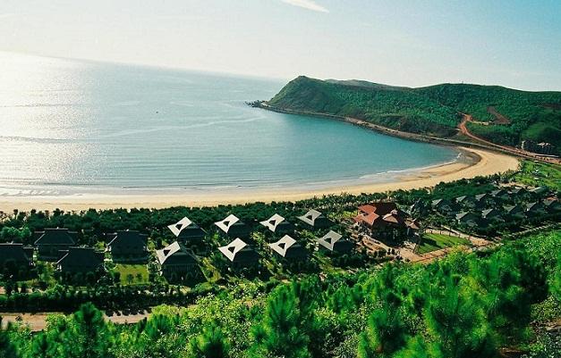 Tour du lịch Bãi Lữ Resort – Quê Bác