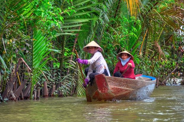 Tour Hà Nội - Sài Gòn - Mỹ Tho - Bến Tre - Cần Thơ - Cà Mau - Bạc Liêu