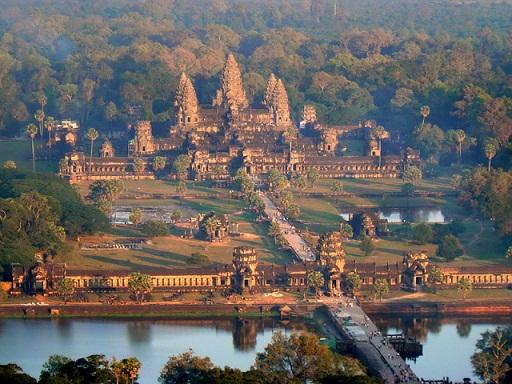 Tour du lịch Tp. HCM - Campuchia