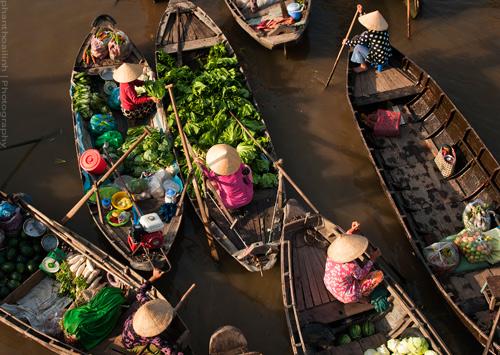 Tour Hà Nội - Châu Đốc - Hà Tiên - Cần Thơ