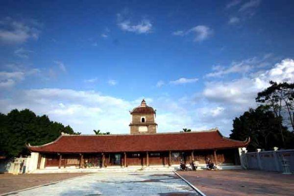 Tour Bà Chúa Kho - Chùa Dâu - Chùa Bút Tháp