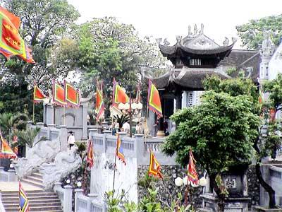Tour Hà Nội - Yên Tử - Cửa Ông - Côn Sơn - Kiếp Bạc