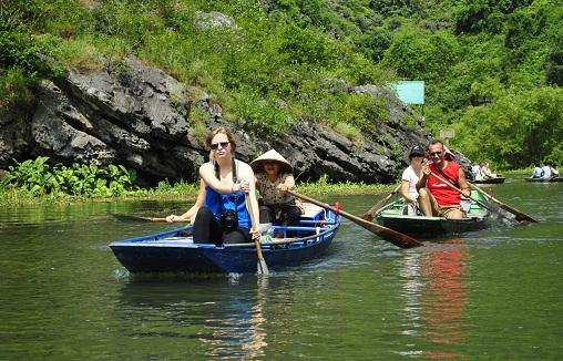 Tour du lịch Hà Nội - Hoa Lư - Tam Cốc