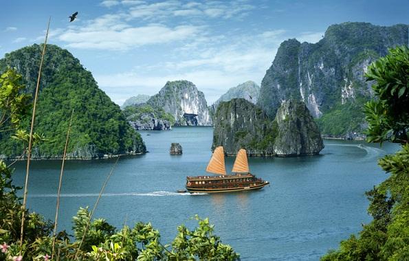 Tour Tp HCM- Hà Nội - Hạ Long - Tuần Châu - Cát Bà - Hà Nội - Tp HCM