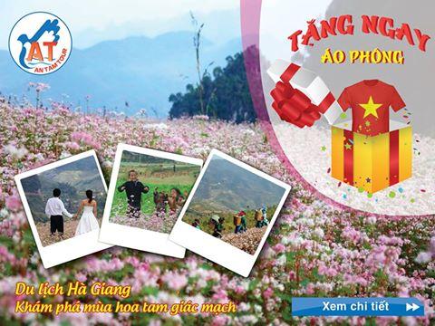 Tour Hà Giang - Khám Phá Vùng Đông Bắc( Khởi Hành thứ 6 hàng tuần)