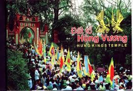 Tour du lịch Đền Hùng - Tam Đảo 2 ngày/1 đêm