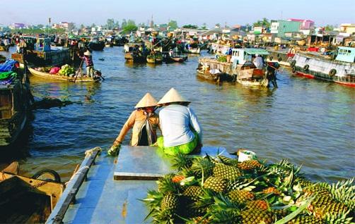 Tour du Lịch Xuyên Việt: Hà Nội - Nha Trang - Đà Lạt - Tp. HCM - ĐBSCL 12 Ngày