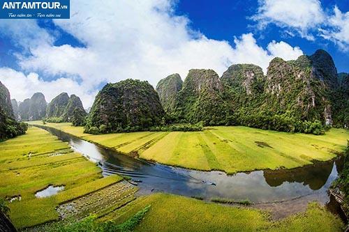 Tour du lịch Hà Nội - Hoa Lư - Tam Cốc 1 ngày