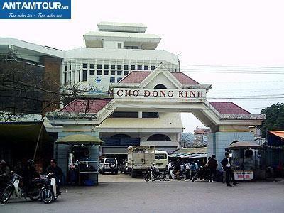 Tour du lịch Hà Nội - Lạng Sơn - Đồng Đăng - Tân Thanh 2 ngày/1 đêm