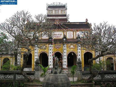 Tour Đền Trần - Chùa Cổ Lễ - Phủ Giầy 1 ngày