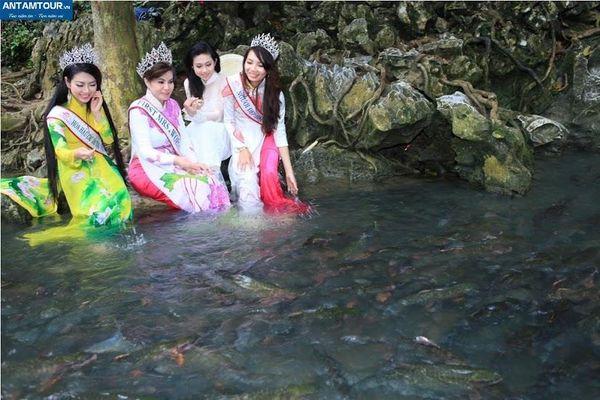 Tour Suối Cá Thần - Mẫu Đầm Đa 1 ngày