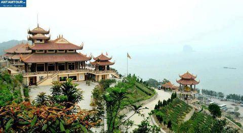 Tour Yên Tử - Ba Vàng - Đền Cửa Ông – Chùa Cái Bầu 2 Ngày
