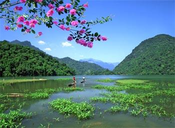 Kinh Nghiệm đi Hồ Ba Bể - Thác Bản Giốc